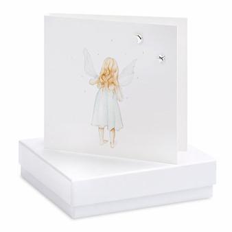 Boxed Fairy Earring Card