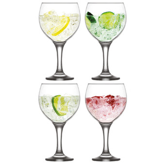 iStyle - Perfect 4 Gin Glasses - 64.5cl