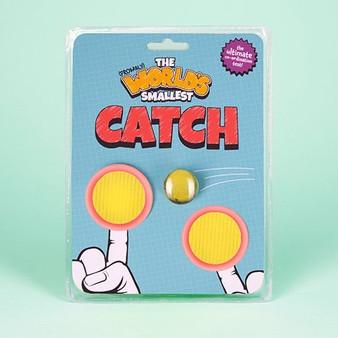 World's Smallest Catch