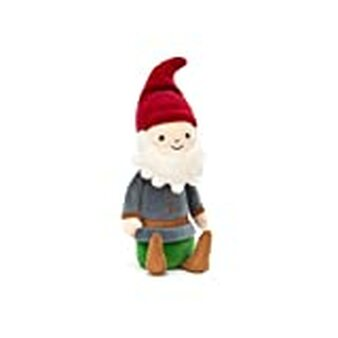 Jellycat Jolly Jim Gnome Soft Toy - Red Hat (RETIRED)