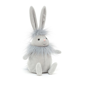 Jellycat Flumpet Silver Bunny Soft Toy (RETIRED)