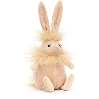 Jellycat Flumpet Beige Bunny Soft Toy