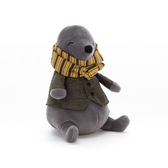 Jellycat Riverside Rambler Mole Soft Toy
