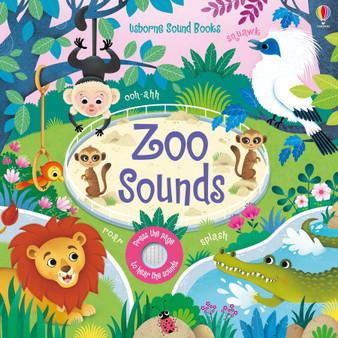 Usborne Zoo Sounds Board Book