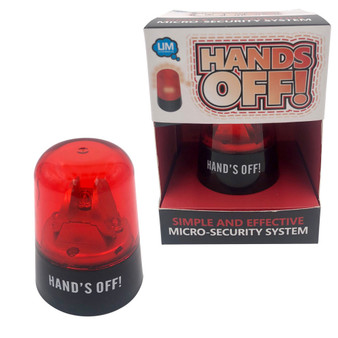 Hands Off Micro Security Alarm