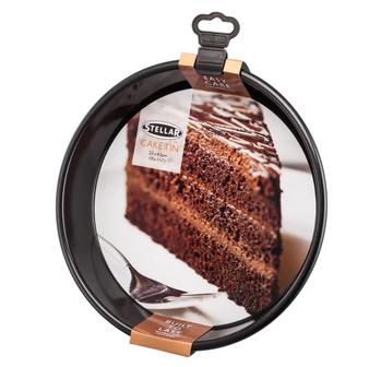 23cm Stellar Non-Stick Round Cake Tin