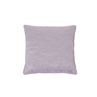 Lottie Lavender Square Cushion