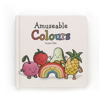 Jellycat Amuseable Colours Board Book
