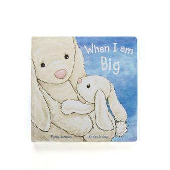 Jellycat 'When I Am Big' Board Book