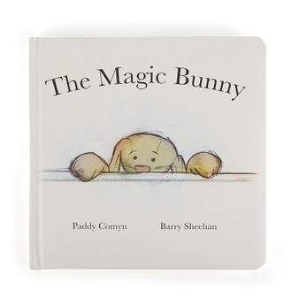 Jellycat The Magic Bunny Board Book