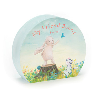 Jellycat My Friend Bunny Puzzle - 35 Pieces (RETIRED)