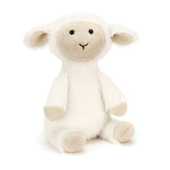 Jellycat Nibbles the Lamb Soft Toy (RETIRED)