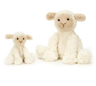 Jellycat Fuddlewuddle Lamb Soft Toy