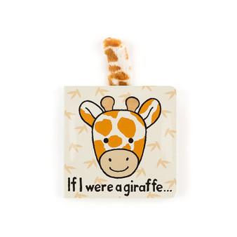 Jellycat If I Were A Giraffe Book