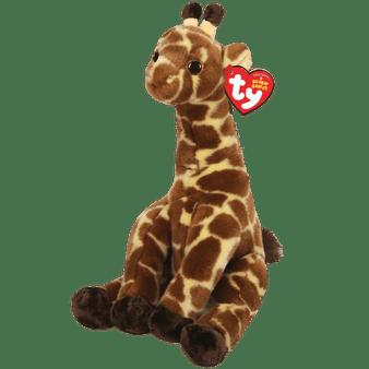 TY Beanie-Babies - Small Gavin the Spotted Giraffe