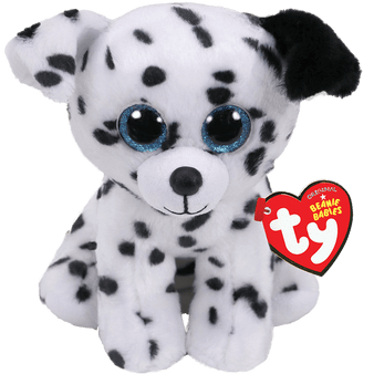 TY Beanie-Babies - Small Catcher the Dalmatian