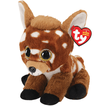 TY Beanie-Babies - Small Buckley the Spotted Deer