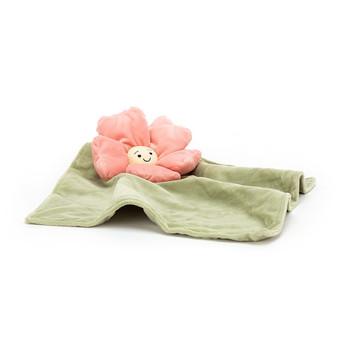 Jellycat Fleury Petunia Soother / Comfort Blanket