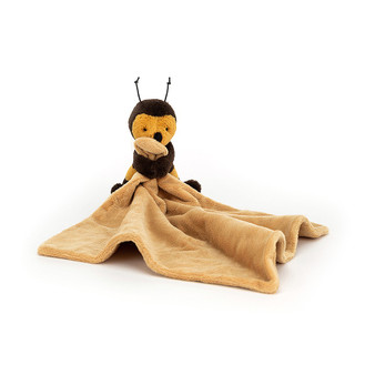 Jellycat Bashful Bee Soother / Comfort Blanket