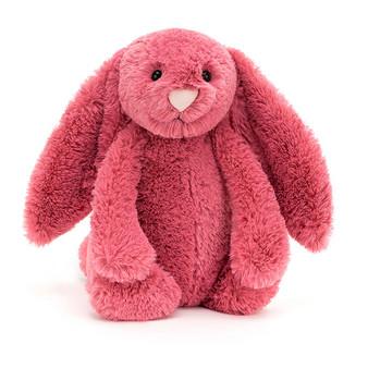 Jellycat Bashful Cerise Bunny Soft Toy