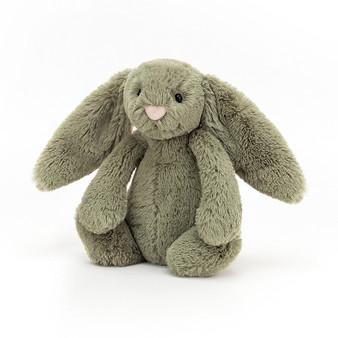 Jellycat Medium Bashful Fern Bunny Soft Toy