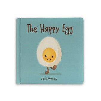 Jellycat 'The Happy Egg' Board Book
