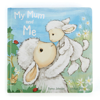 Jellycat My Mum and Me Board Book