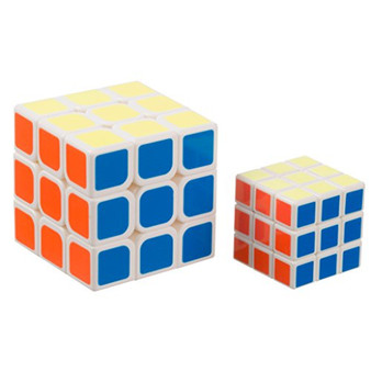 Funtime PU4820 Speed Cube Set, Multi-Colour