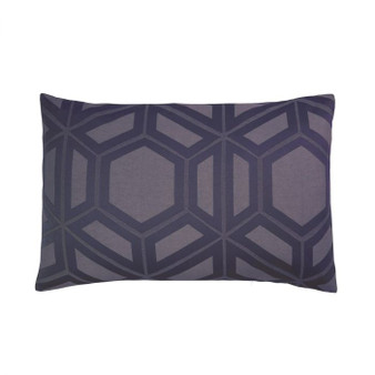 James Navy Geo Housewife Pillowcases (Pair)
