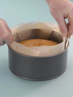 Toastabags Reusable Non-Stick Universal Cake Tin Liner - 2 Pack