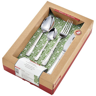 Judge Gift Box Set, 24 Piece, Stainless Steel, Silver - Harley