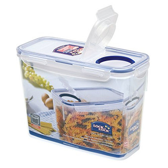 Lock & Lock Slender Pouring Food Storage Box, Container, 2.4 Litres
