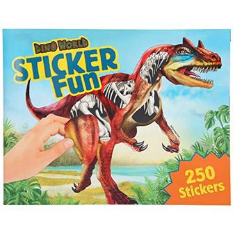 Depesche Dino World 11159 Sticker Book