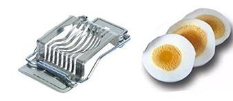 Prima Stainless Steel Egg Slicer