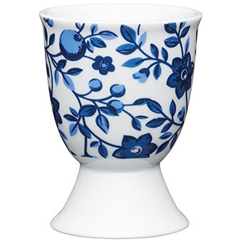 Kitchen Craft Traditional Floral Design Egg Cup