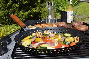 Neat Ideas The Ultimate BBQ Pan