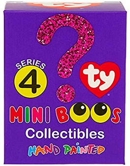 TY Mini Boo Collectible Figures - Blind Box - Series 4