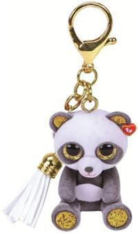 Ty - Mini Boo Key ring - Chi Panda
