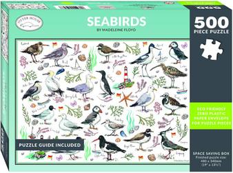 75510 JIGSAW 500 PIECE - MADELEINE FLOYD SEABIRDS