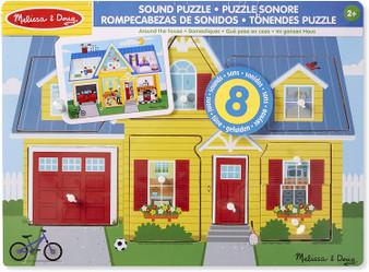 10734 Around the House Sound Puzzle