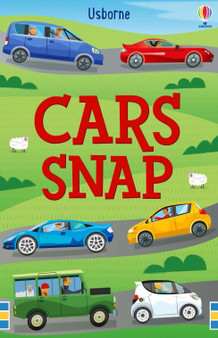 Usborne Cars Snap Game