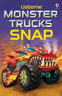 Usborne Monster Trucks Snap Game