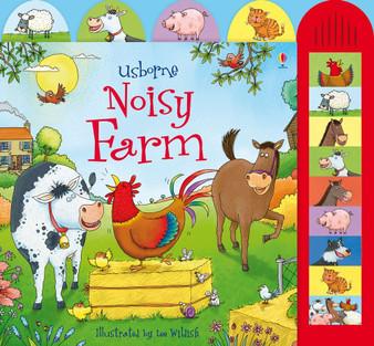 Usborne Noisy Farm Book