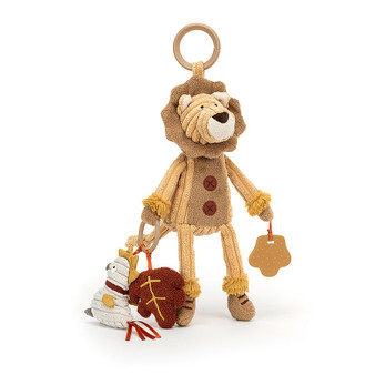 SRA2L Cordy Roy Lion Activity Toy