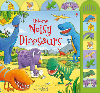Usborne Noisy Dinosaurs Book
