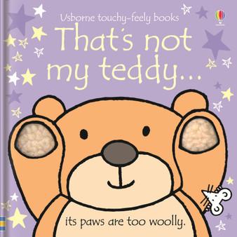 Usborne 'That's not my teddy' Book