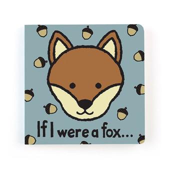 BB444FOX If I were a Fox Book