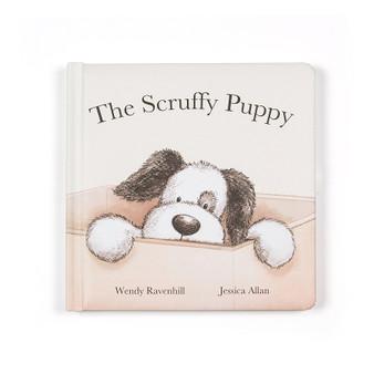 BK4SPB Scruffy Puppy Book