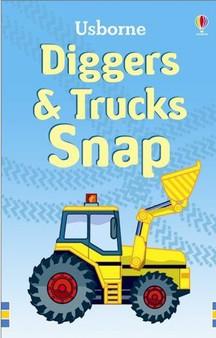 Diggers & TReprint under considerationks Snap