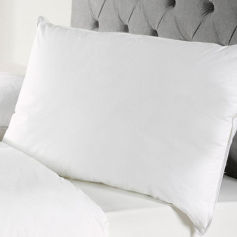 Feels Like Down Hotel Pillow - Medium/Firm Filling (Single) - 051103